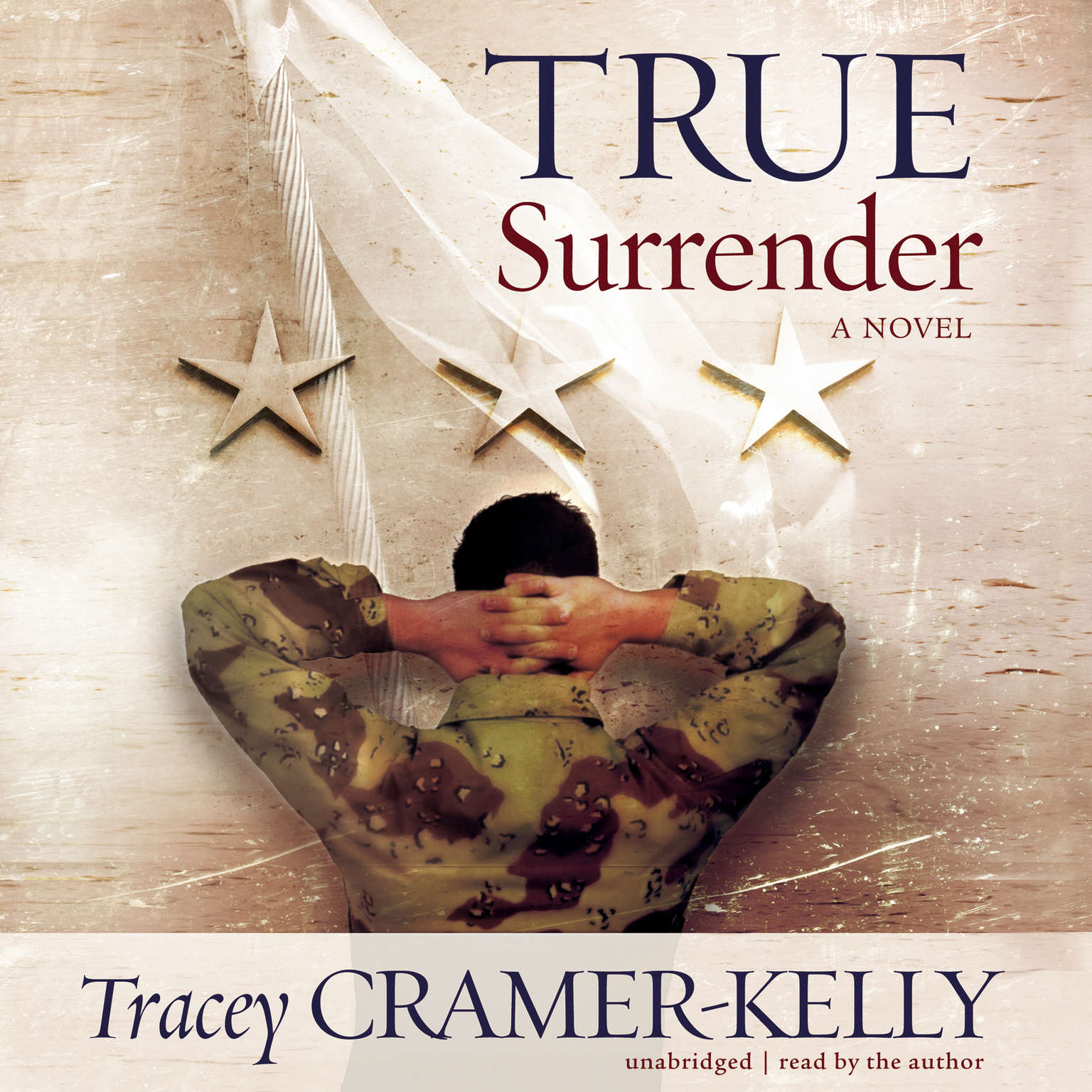 Printable True Surrender: A Novel Audiobook Cover Art