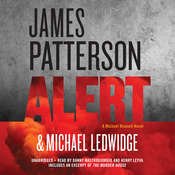 Alert: A Michael Bennett Novel Audiobook, by James Patterson, Michael Ledwidge