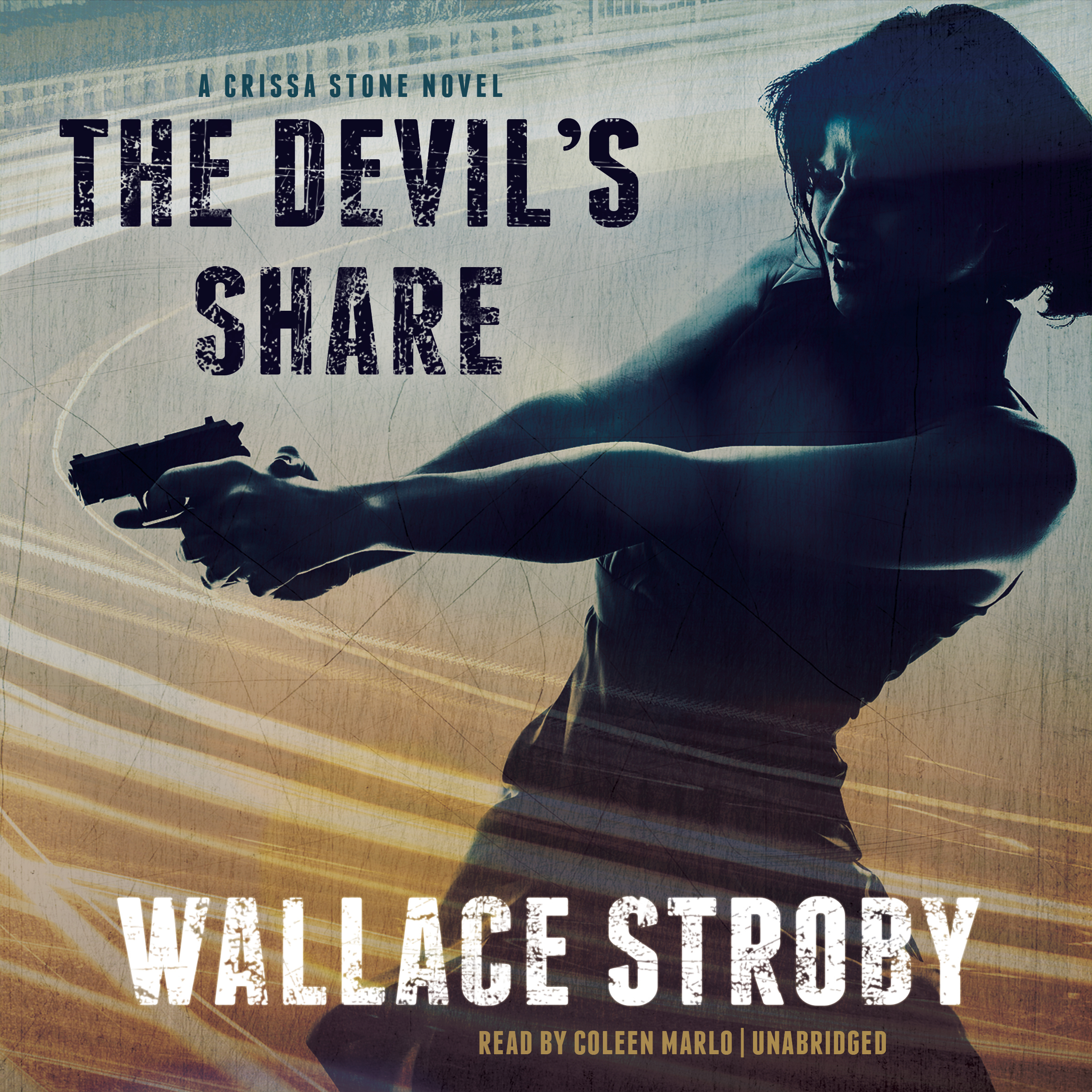 Printable The Devil's Share Audiobook Cover Art
