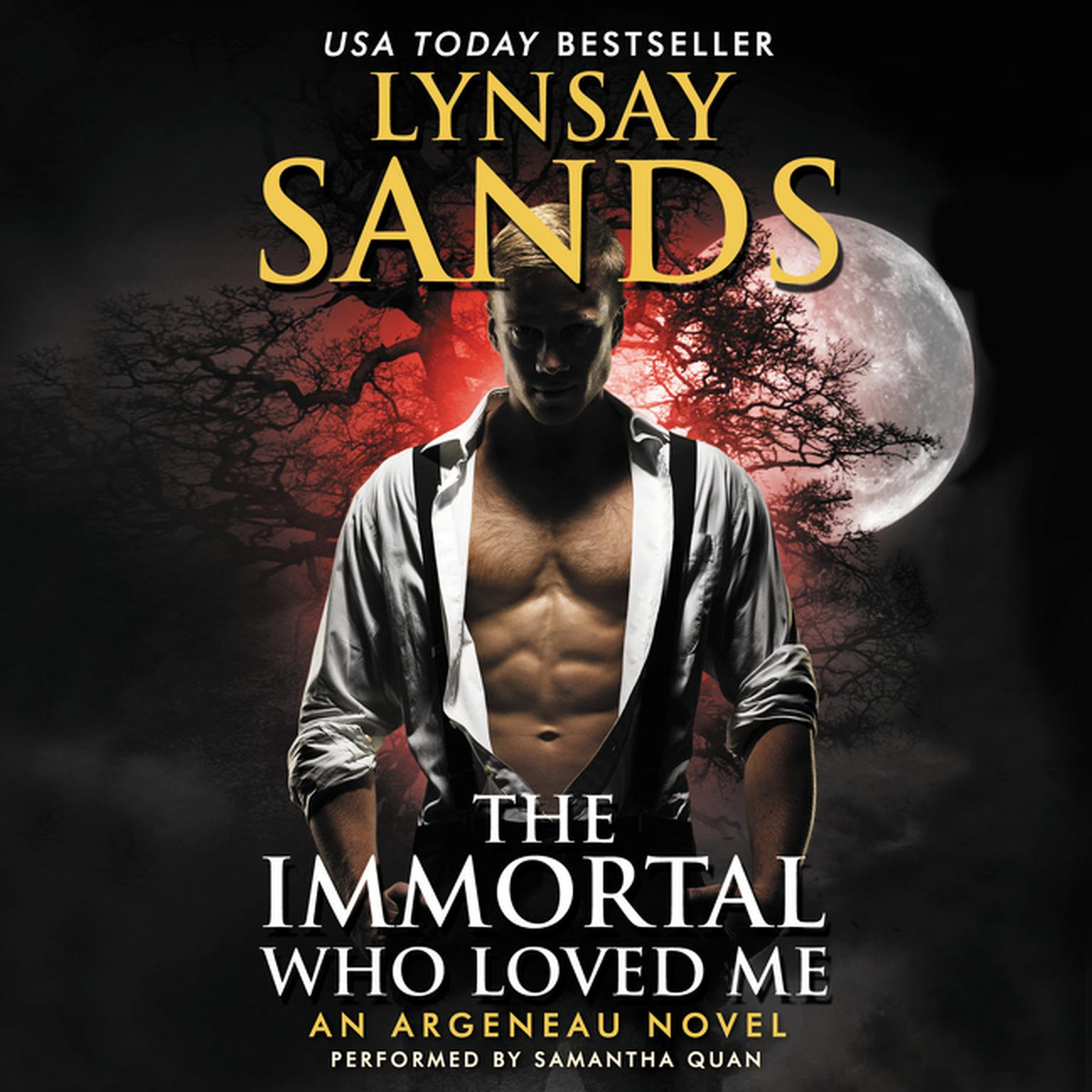 Printable The Immortal Who Loved Me: An Argeneau Novel Audiobook Cover Art