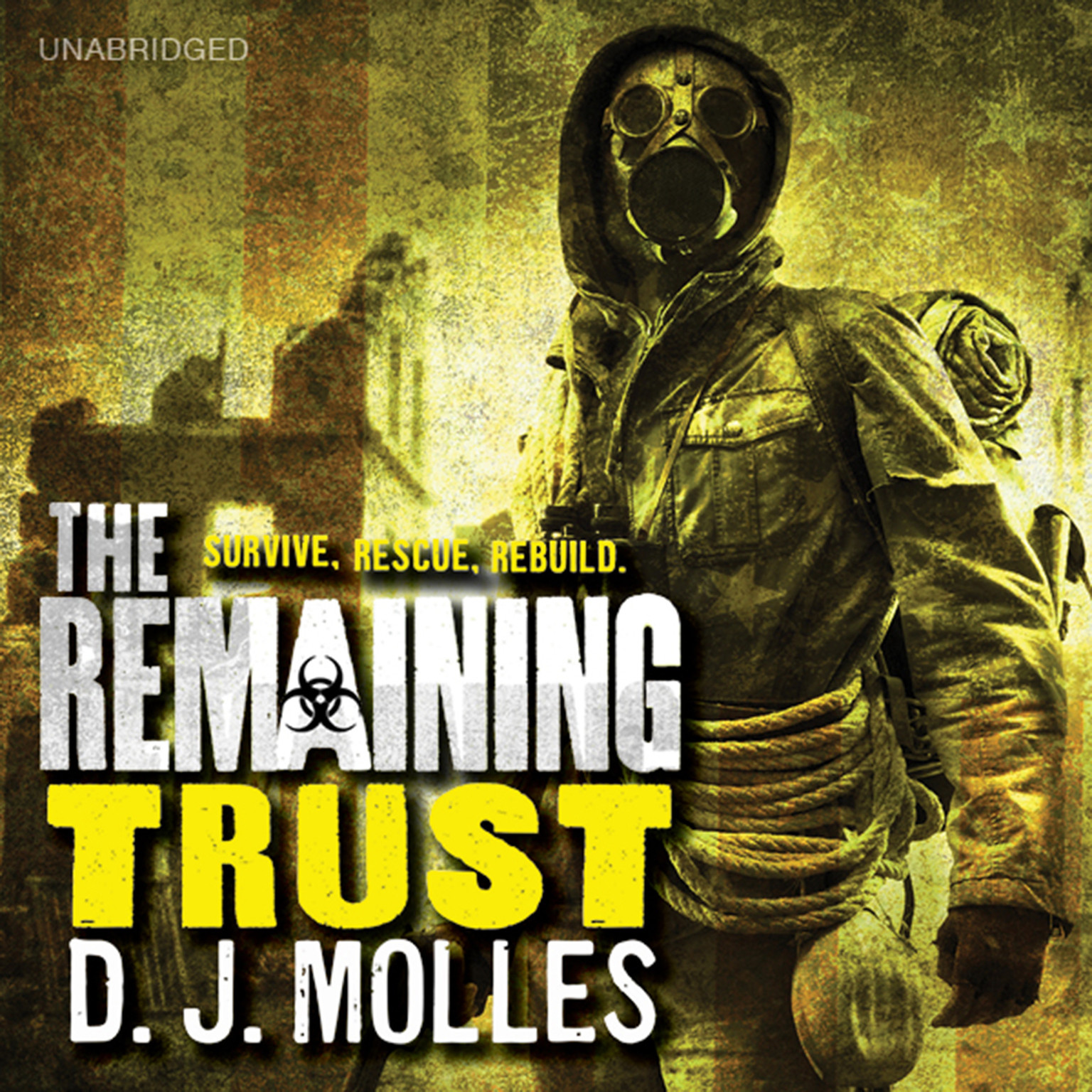 Printable The Remaining: Trust: A Novella Audiobook Cover Art