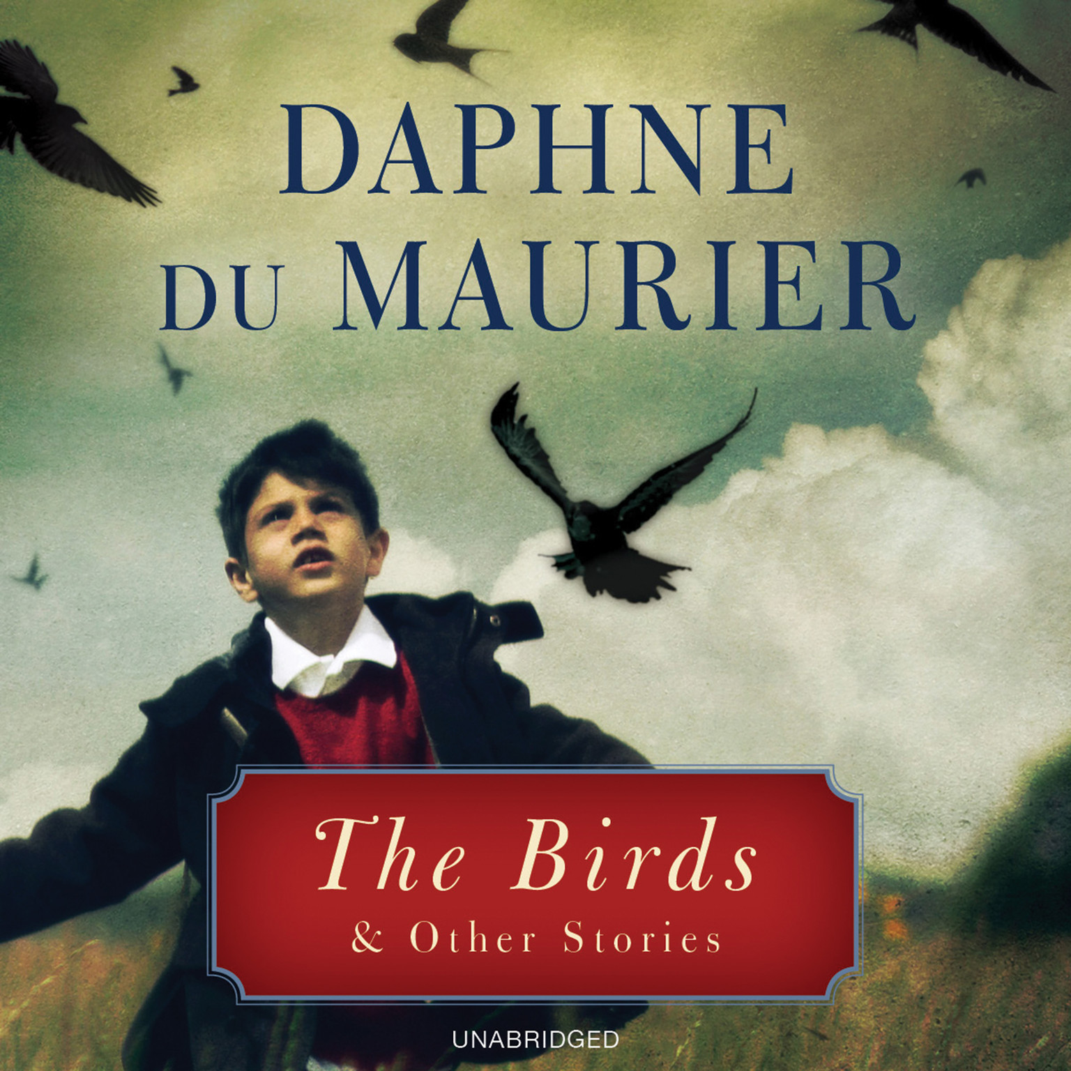Printable The Birds: and Other Stories Audiobook Cover Art
