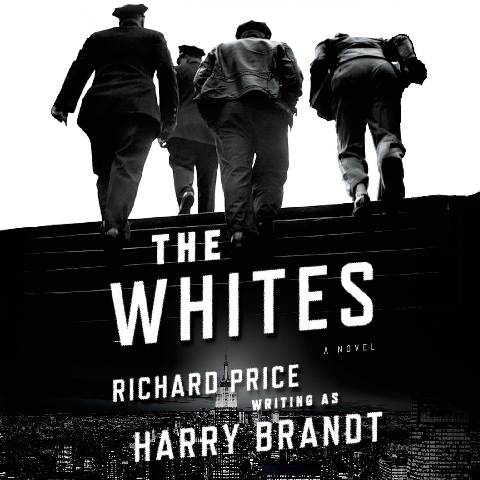 Printable The Whites: A Novel Audiobook Cover Art