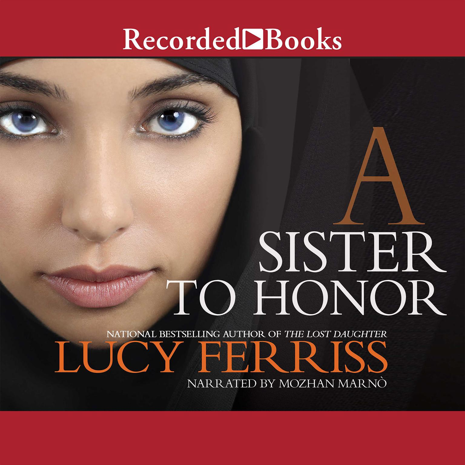 Printable A Sister to Honor Audiobook Cover Art