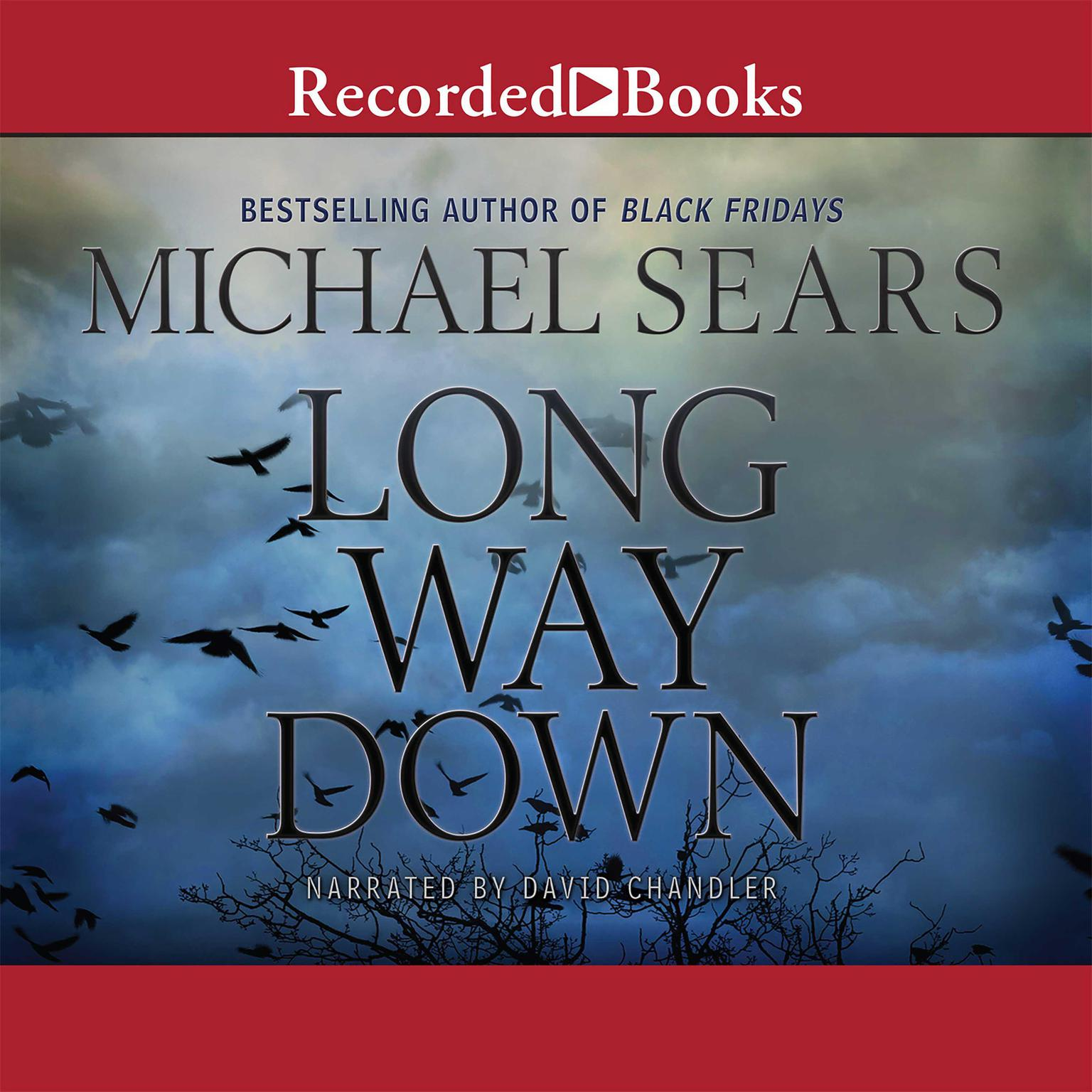 Printable Long Way Down Audiobook Cover Art
