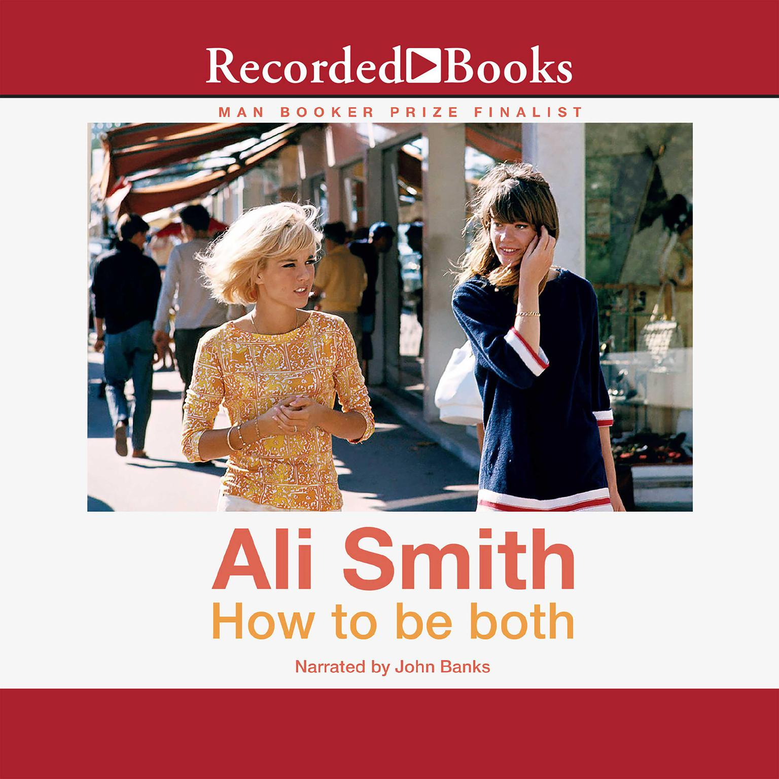 Printable How to Be Both Audiobook Cover Art