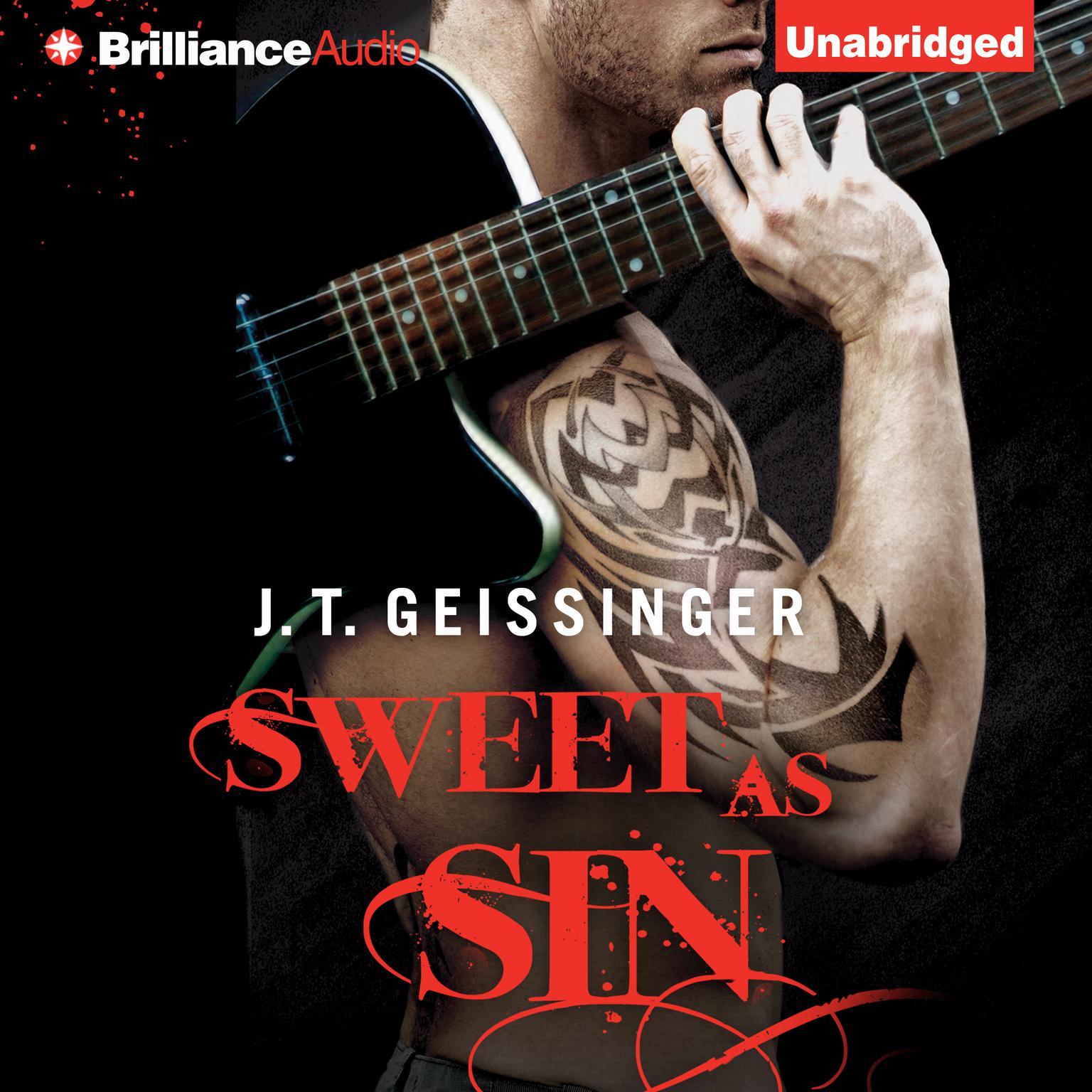 Sweet as Sin Audiobook, by J. T. Geissinger