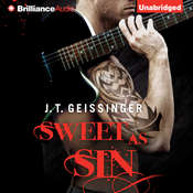Sweet as Sin Audiobook, by J. T. Geissinger