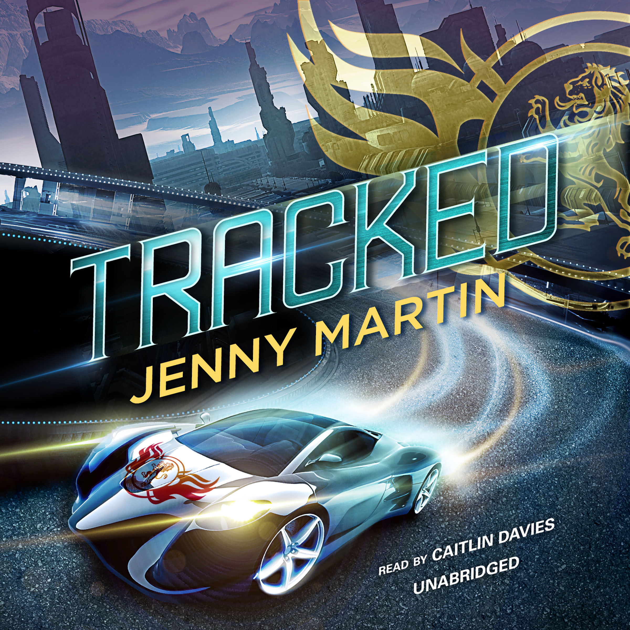 Printable Tracked Audiobook Cover Art