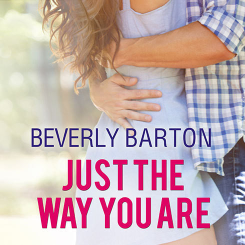 Printable Just the Way You Are Audiobook Cover Art