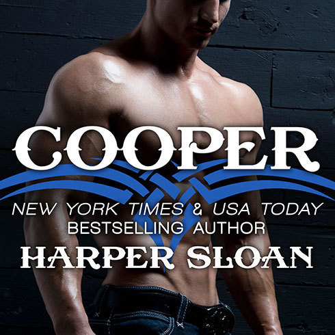 Printable Cooper Audiobook Cover Art