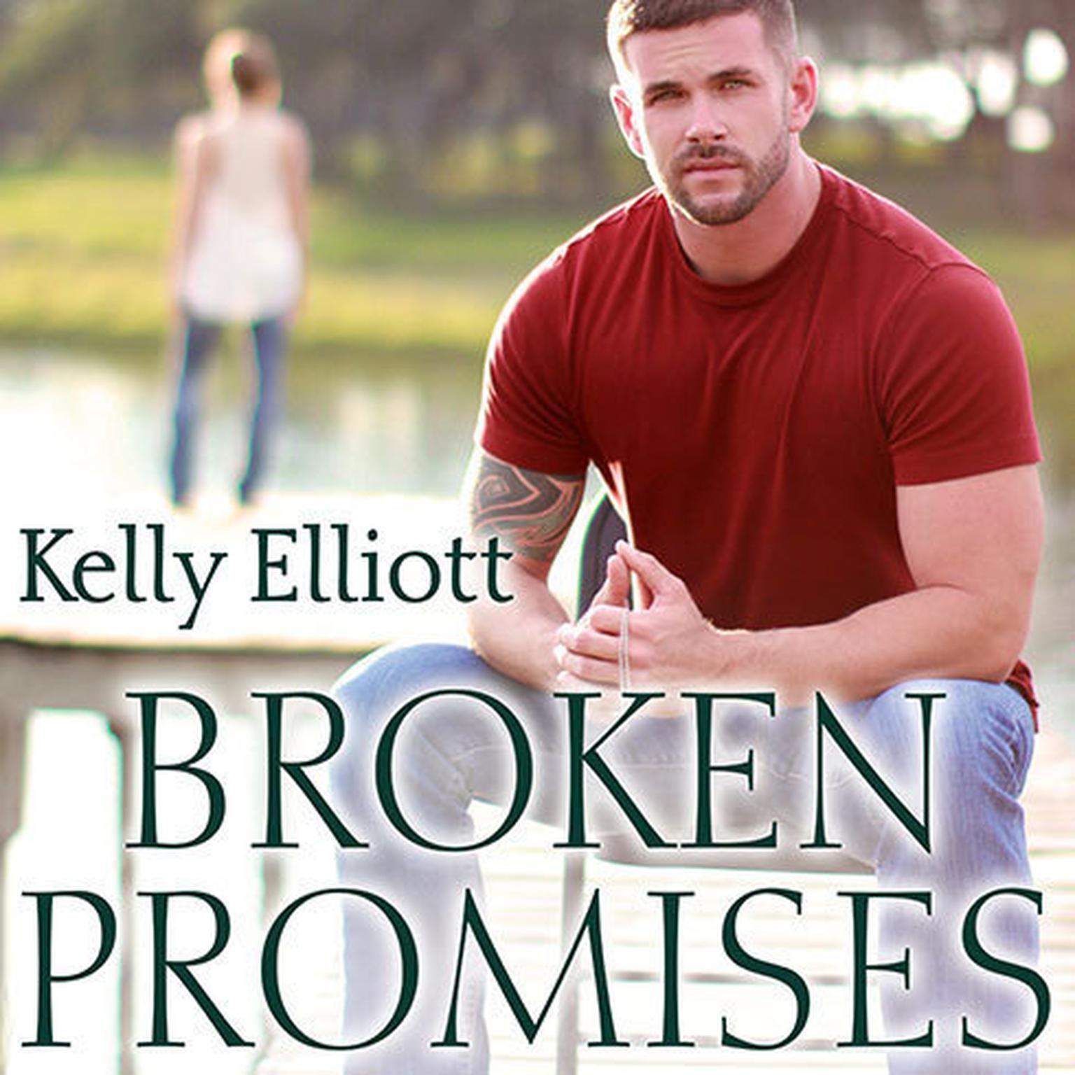 Printable Broken Promises Audiobook Cover Art