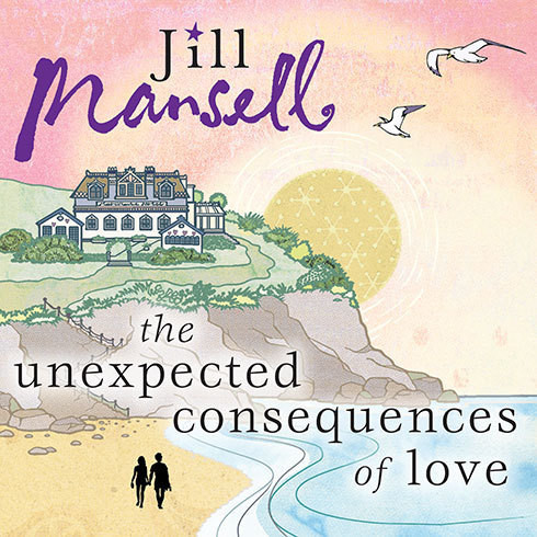 Printable The Unexpected Consequences of Love Audiobook Cover Art