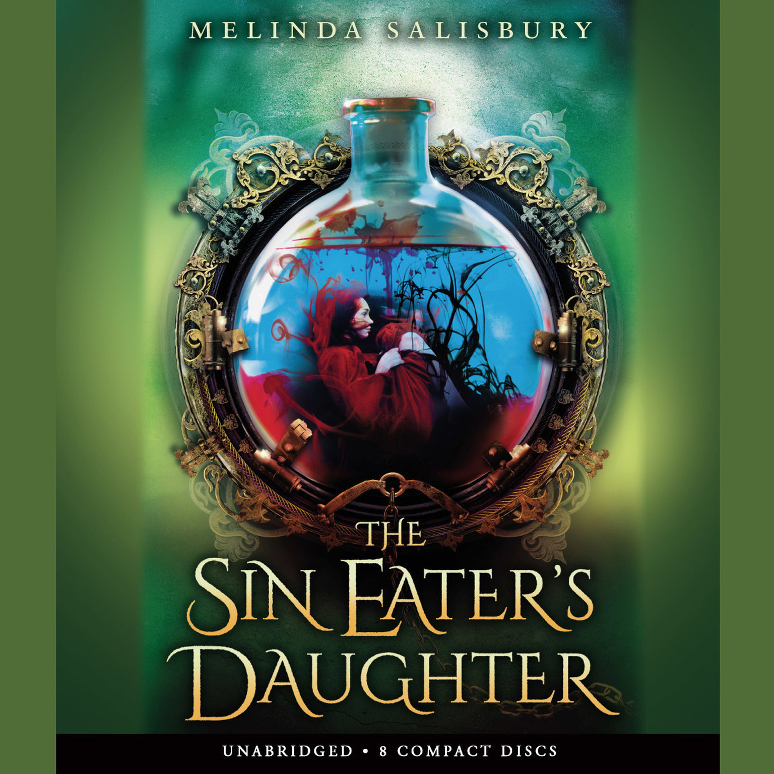 Printable The Sin Eater's Daughter Audiobook Cover Art