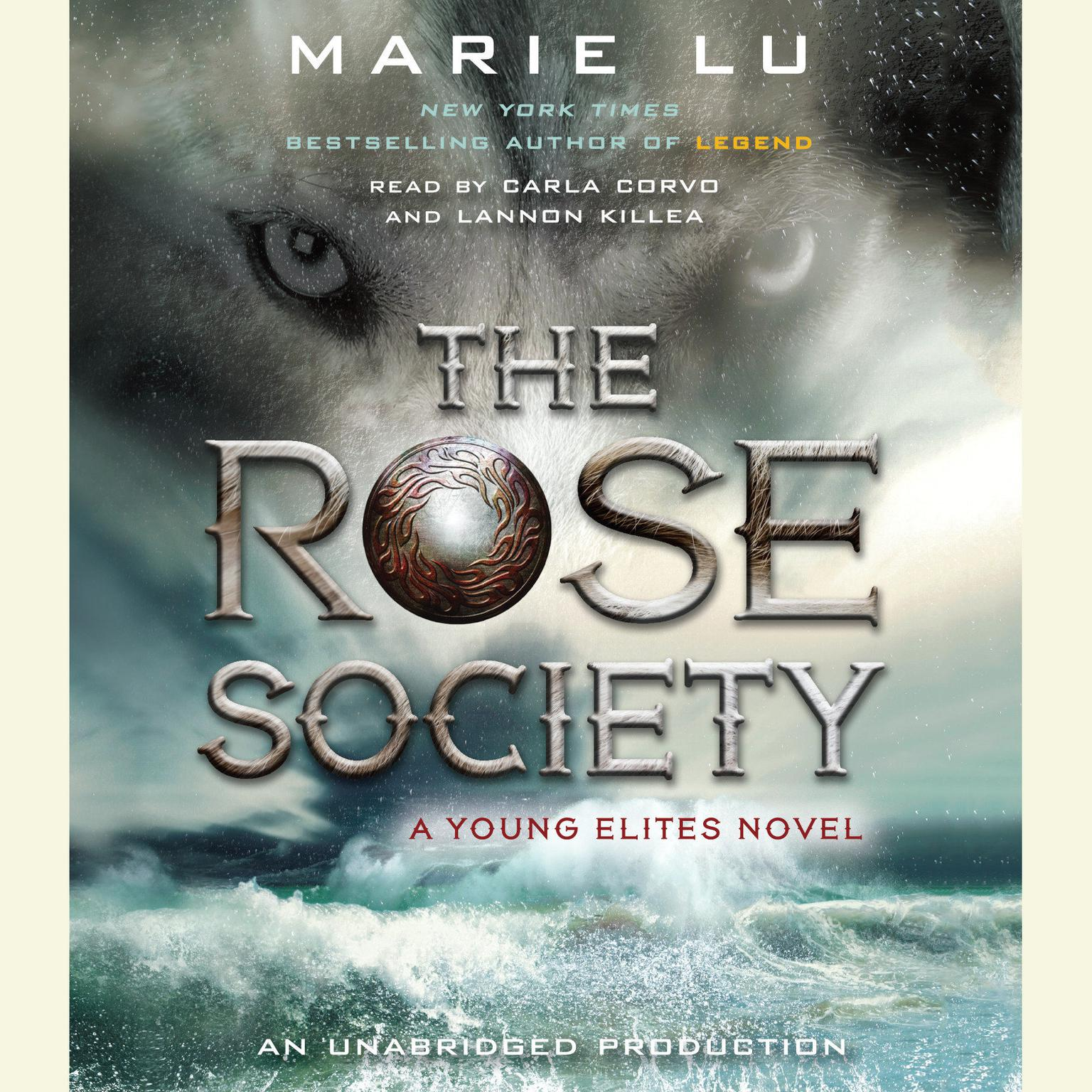 Printable The Rose Society Audiobook Cover Art