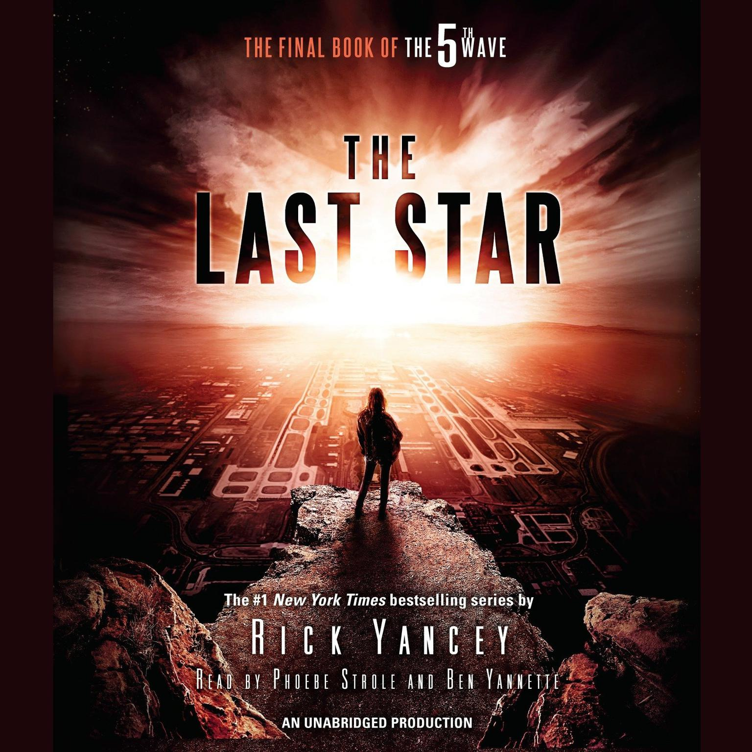 Printable The Last Star: The Final Book of The 5th Wave Audiobook Cover Art