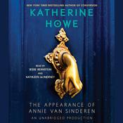 The Appearance of Annie van Sinderen Audiobook, by Katherine Howe