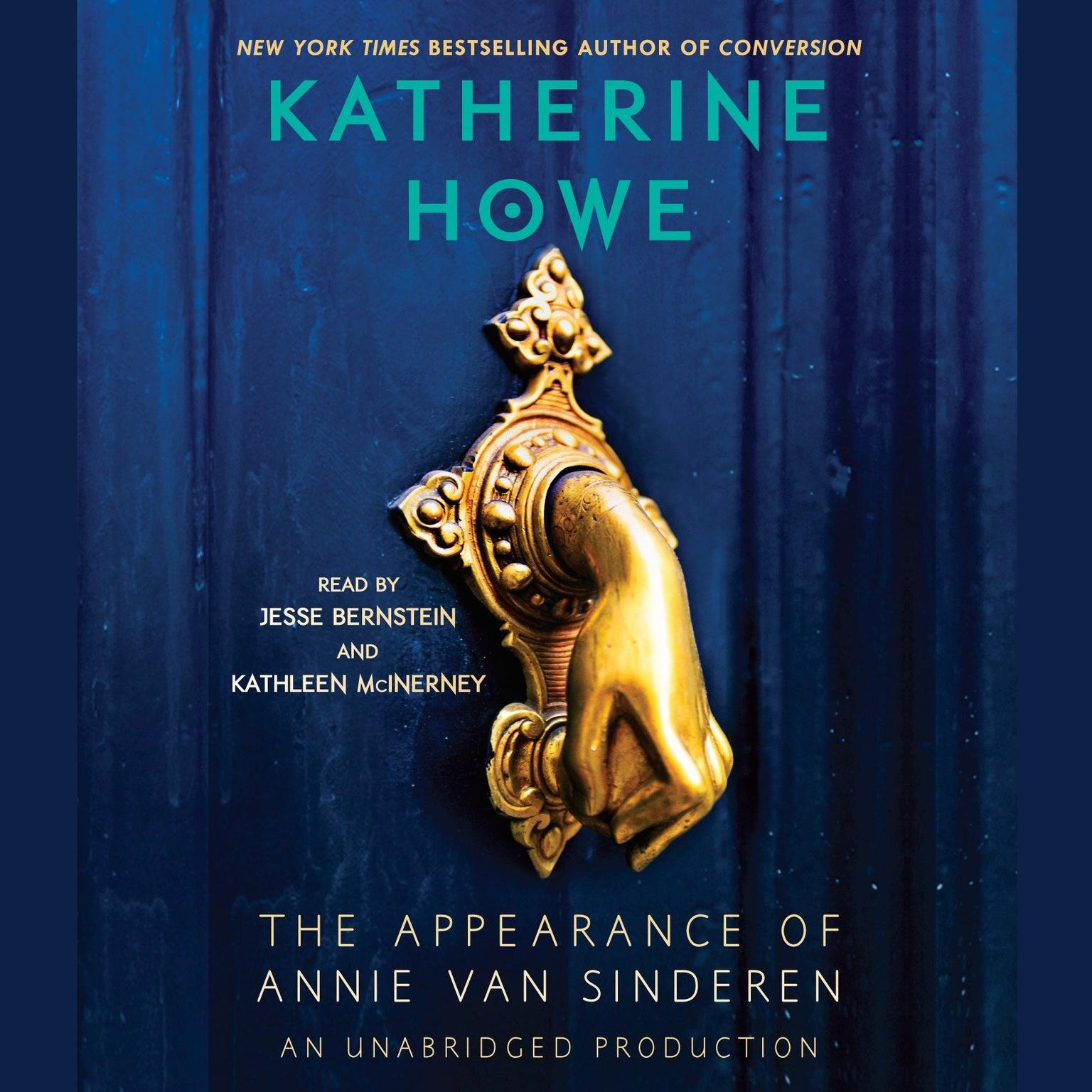 Printable The Appearance of Annie van Sinderen Audiobook Cover Art