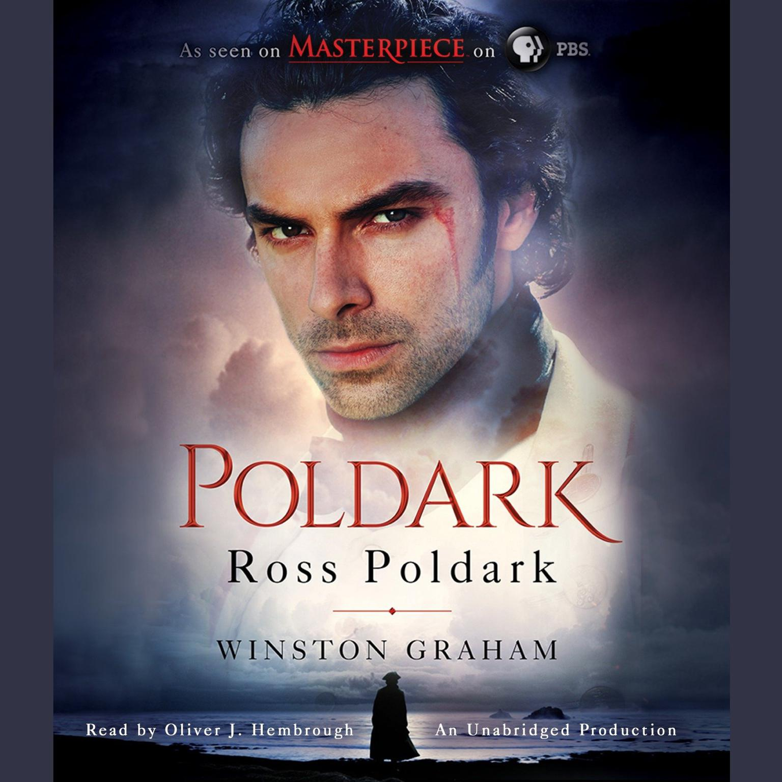 Printable Ross Poldark: A Novel of Cornwall, 1783–1787 Audiobook Cover Art