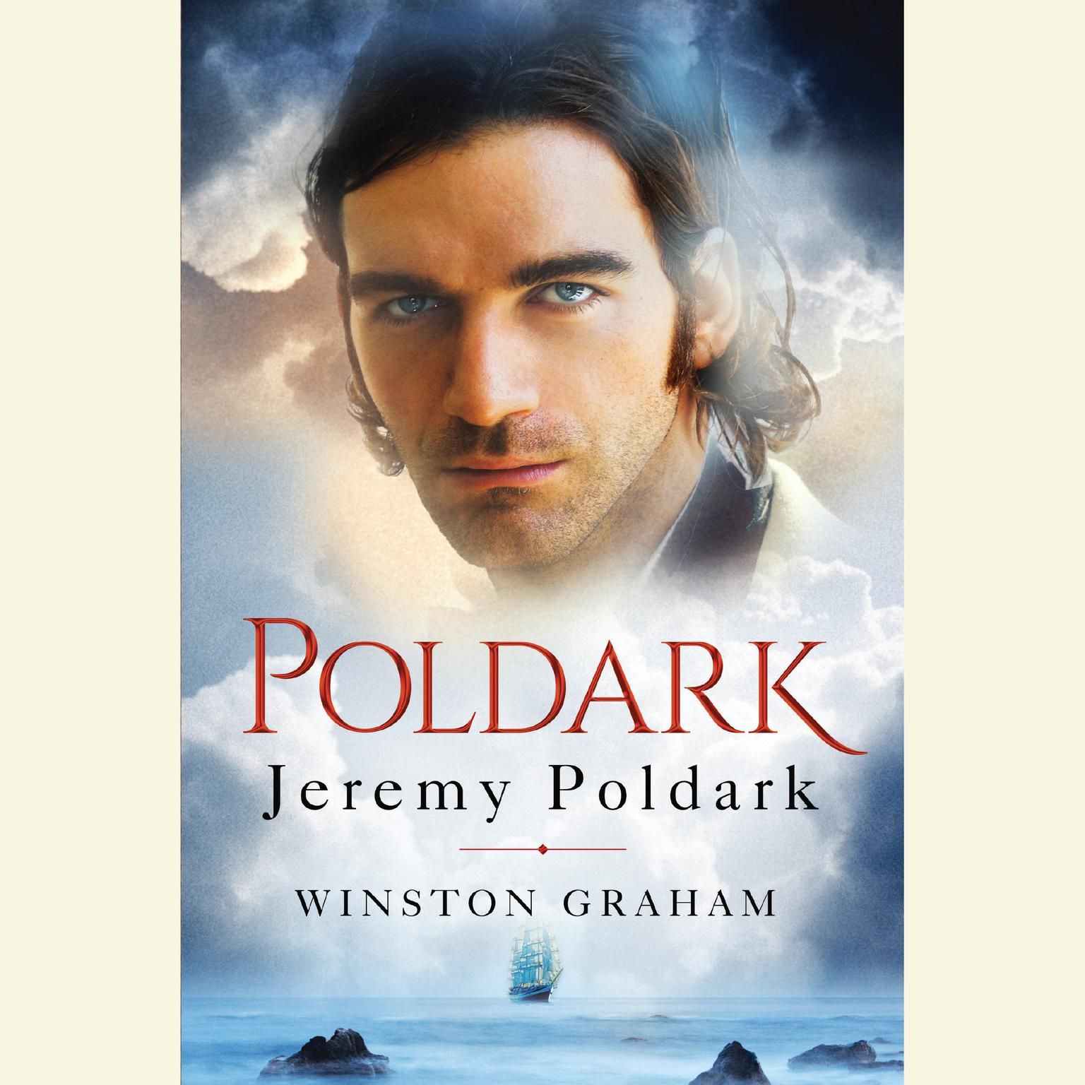Printable Jeremy Poldark: A Novel of Cornwall, 1790–1791 Audiobook Cover Art