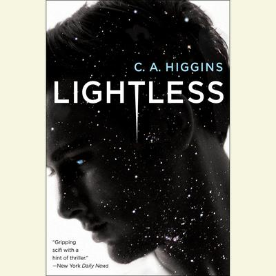 Lightless Audiobook, by C. A. Higgins