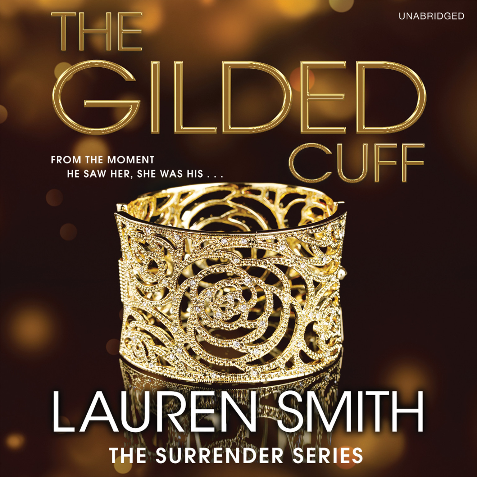 Printable The Gilded Cuff Audiobook Cover Art