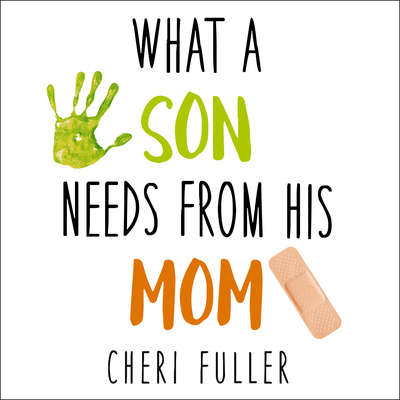 What a Son Needs from His Mom Audiobook, by Cheri Fuller