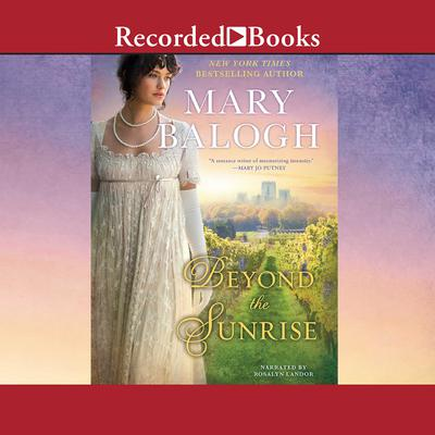 Beyond the Sunrise Audiobook, by Mary Balogh