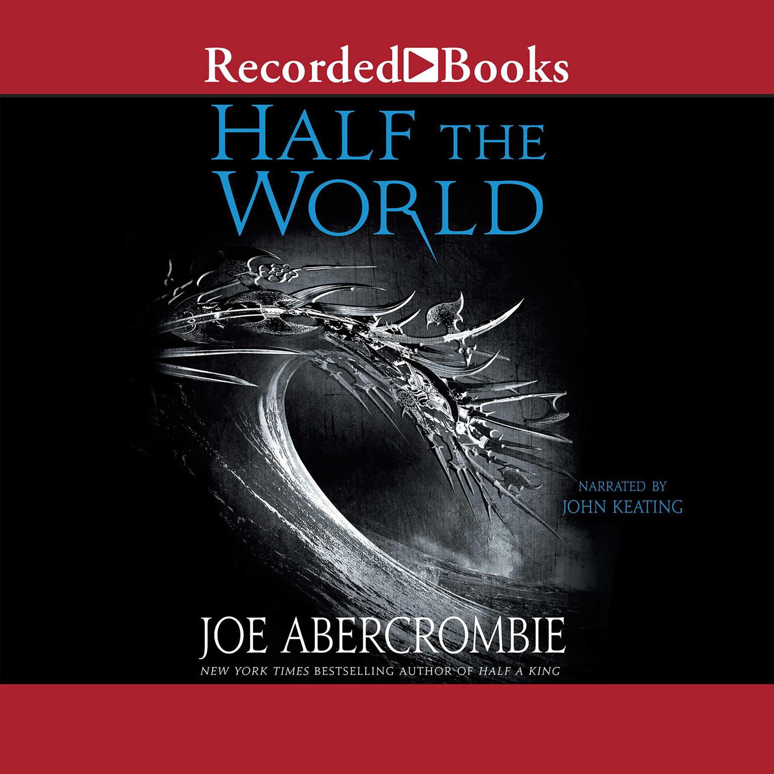 Printable Half the World Audiobook Cover Art