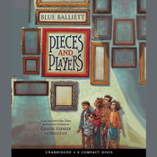 Pieces and Players, by Blue Balliett