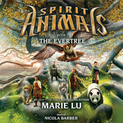 The Evertree Audiobook, by