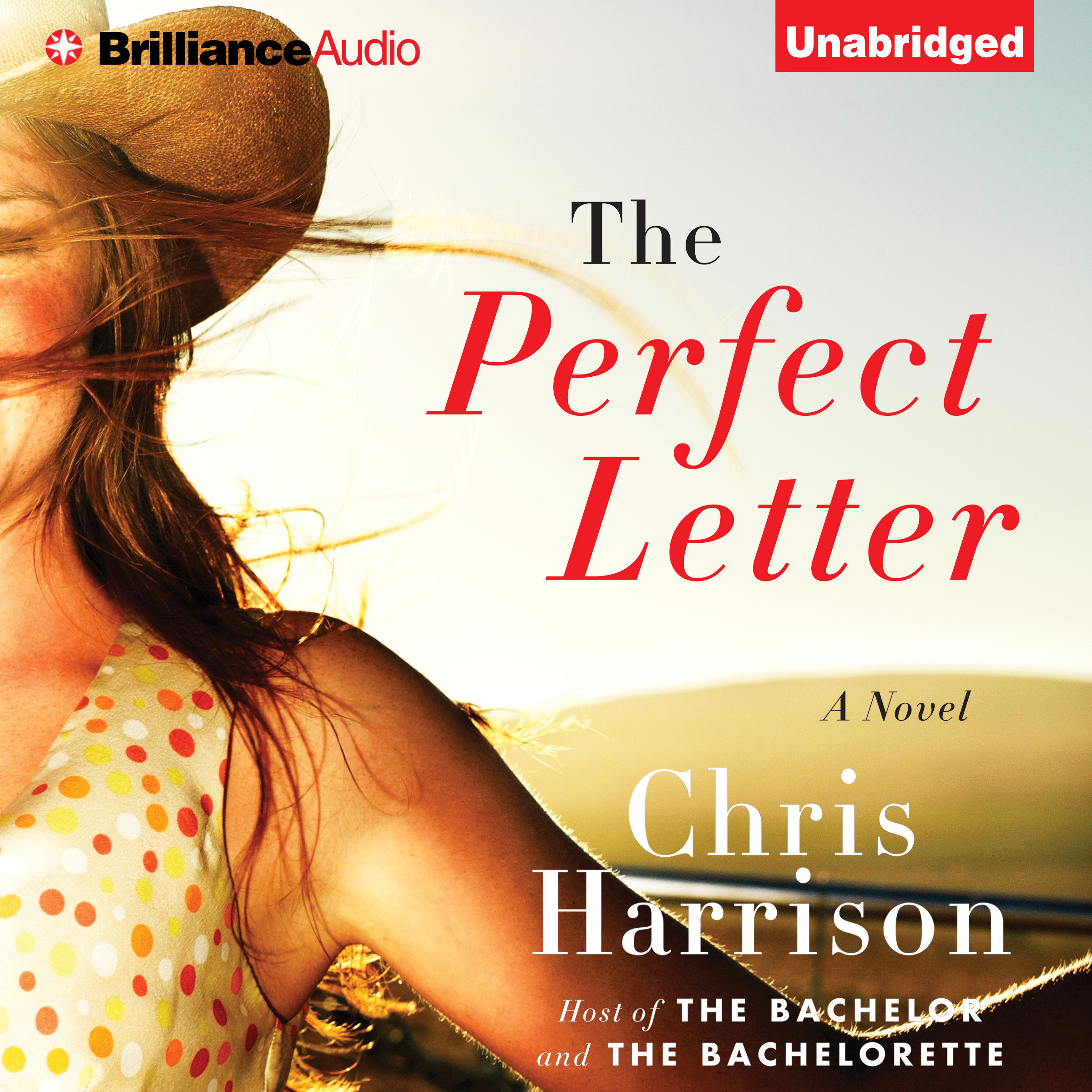 Printable The Perfect Letter: A Novel Audiobook Cover Art