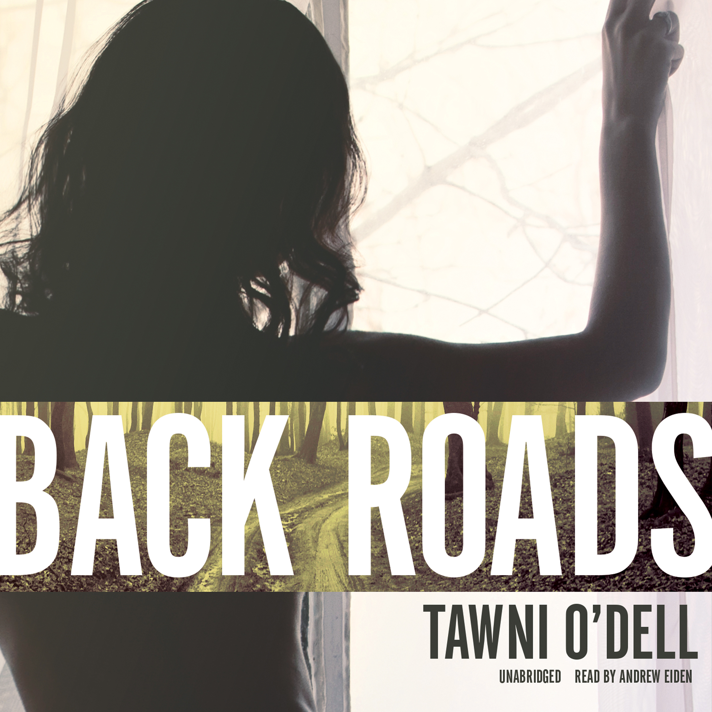Printable Back Roads Audiobook Cover Art