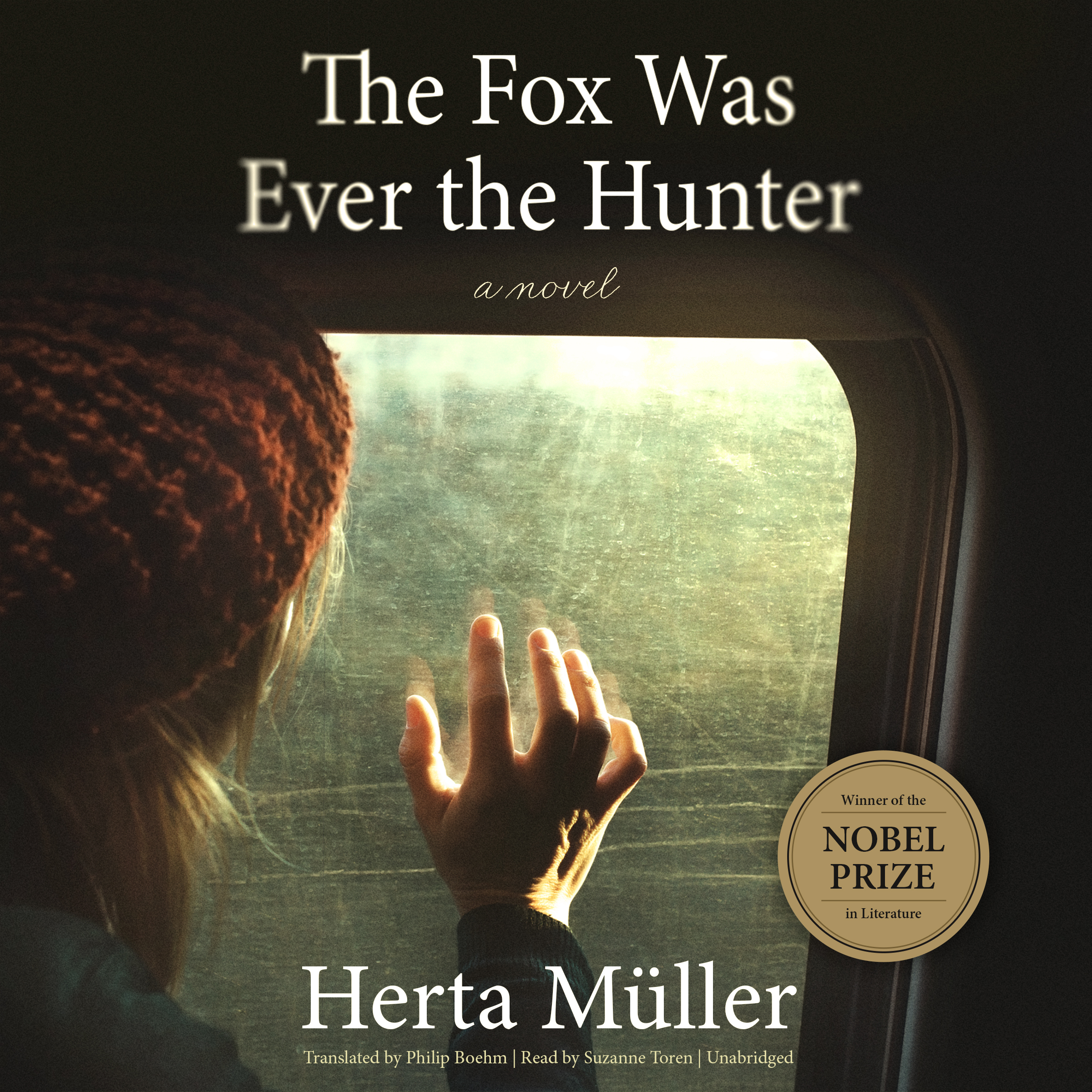 Printable The Fox Was Ever the Hunter: A Novel Audiobook Cover Art