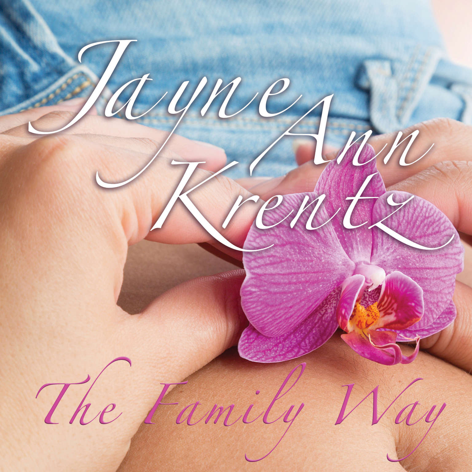 Printable The Family Way Audiobook Cover Art
