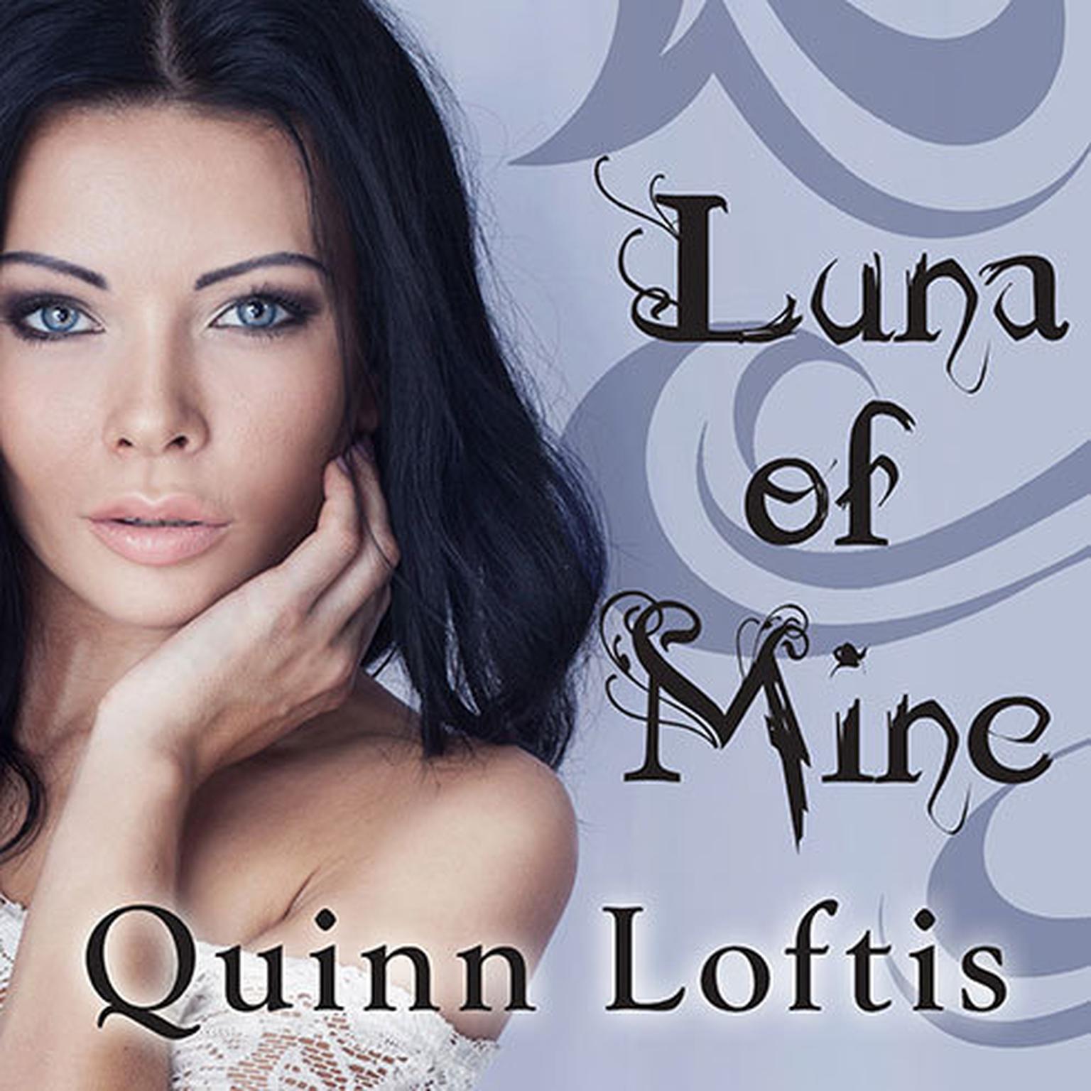 Printable Luna of Mine Audiobook Cover Art