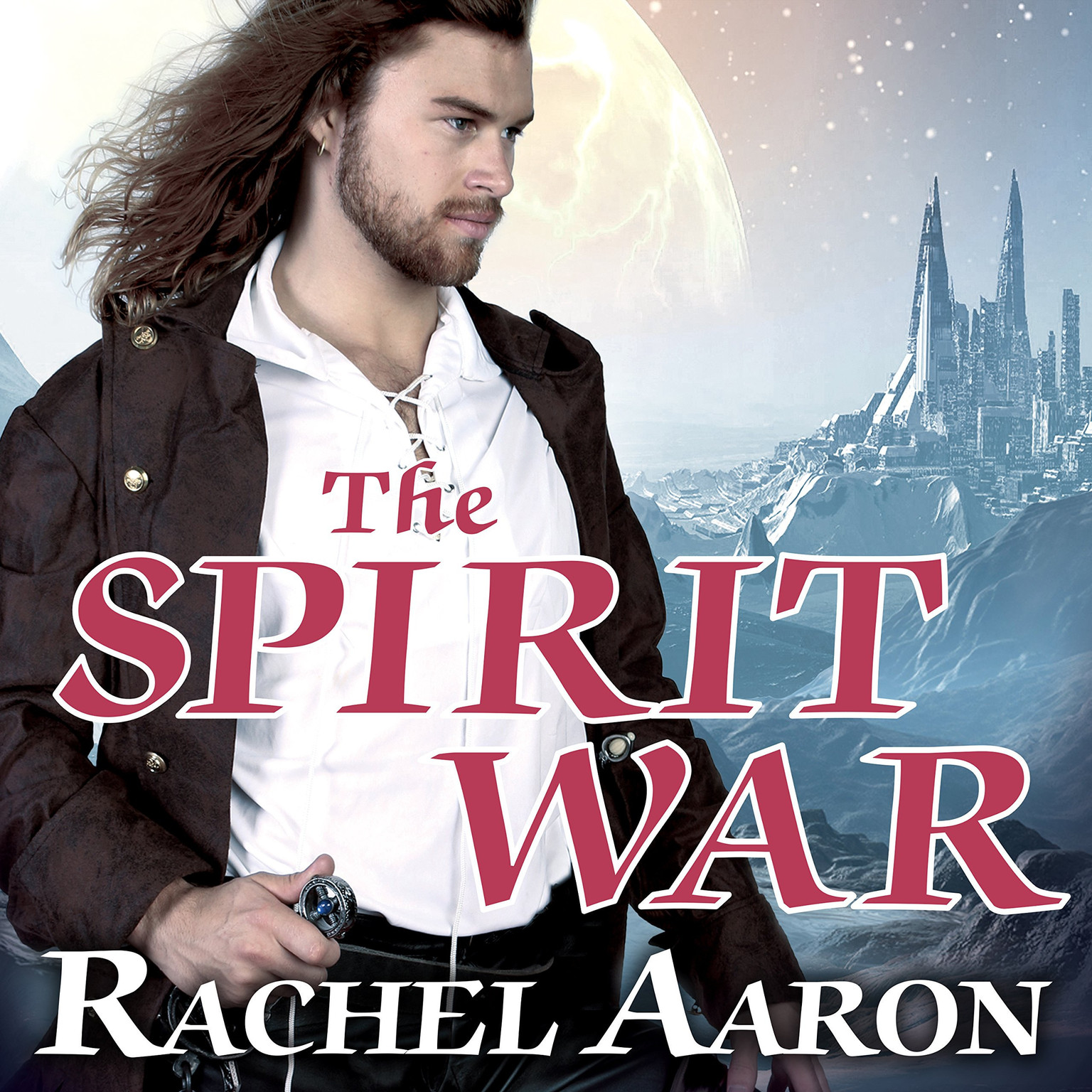 Printable The Spirit War Audiobook Cover Art