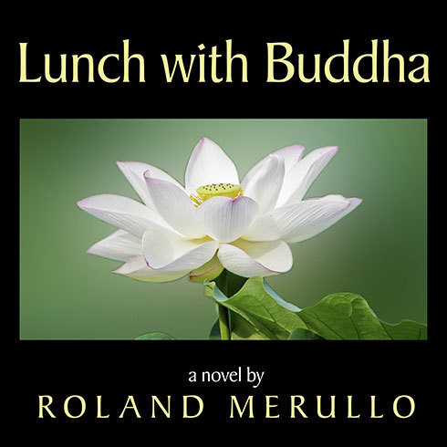 Printable Lunch with Buddha: A Novel Audiobook Cover Art