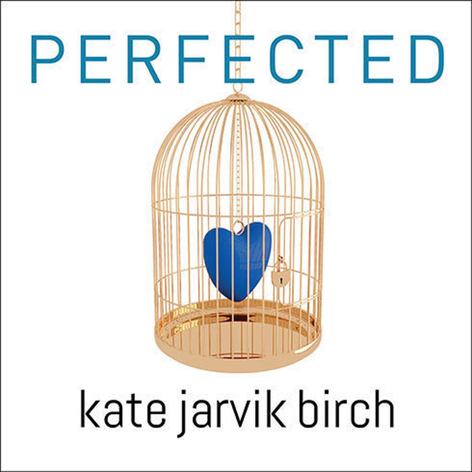 Printable Perfected Audiobook Cover Art