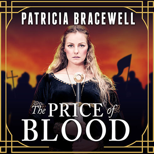 Printable The Price of Blood Audiobook Cover Art