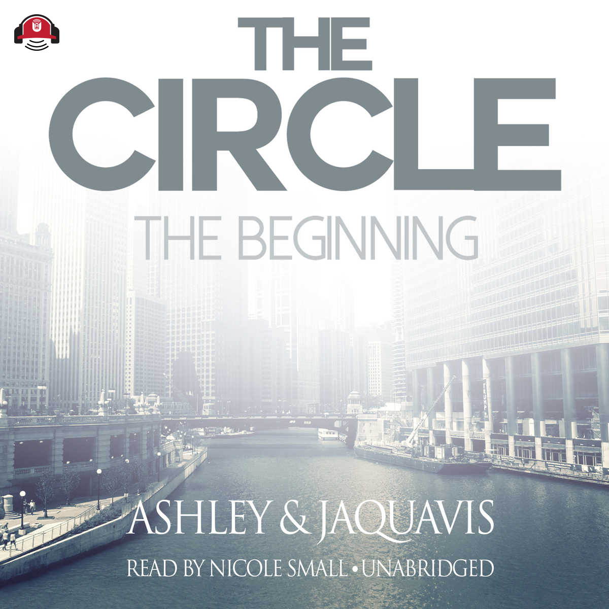 Printable The Circle: The Beginning Audiobook Cover Art
