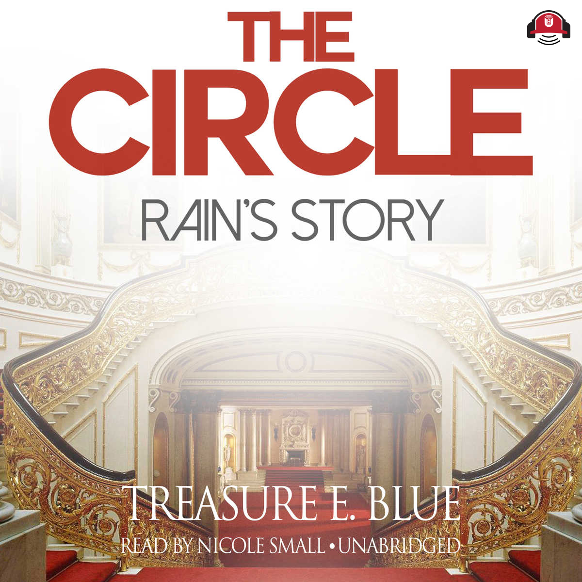 Printable The Circle: Rain's Story Audiobook Cover Art