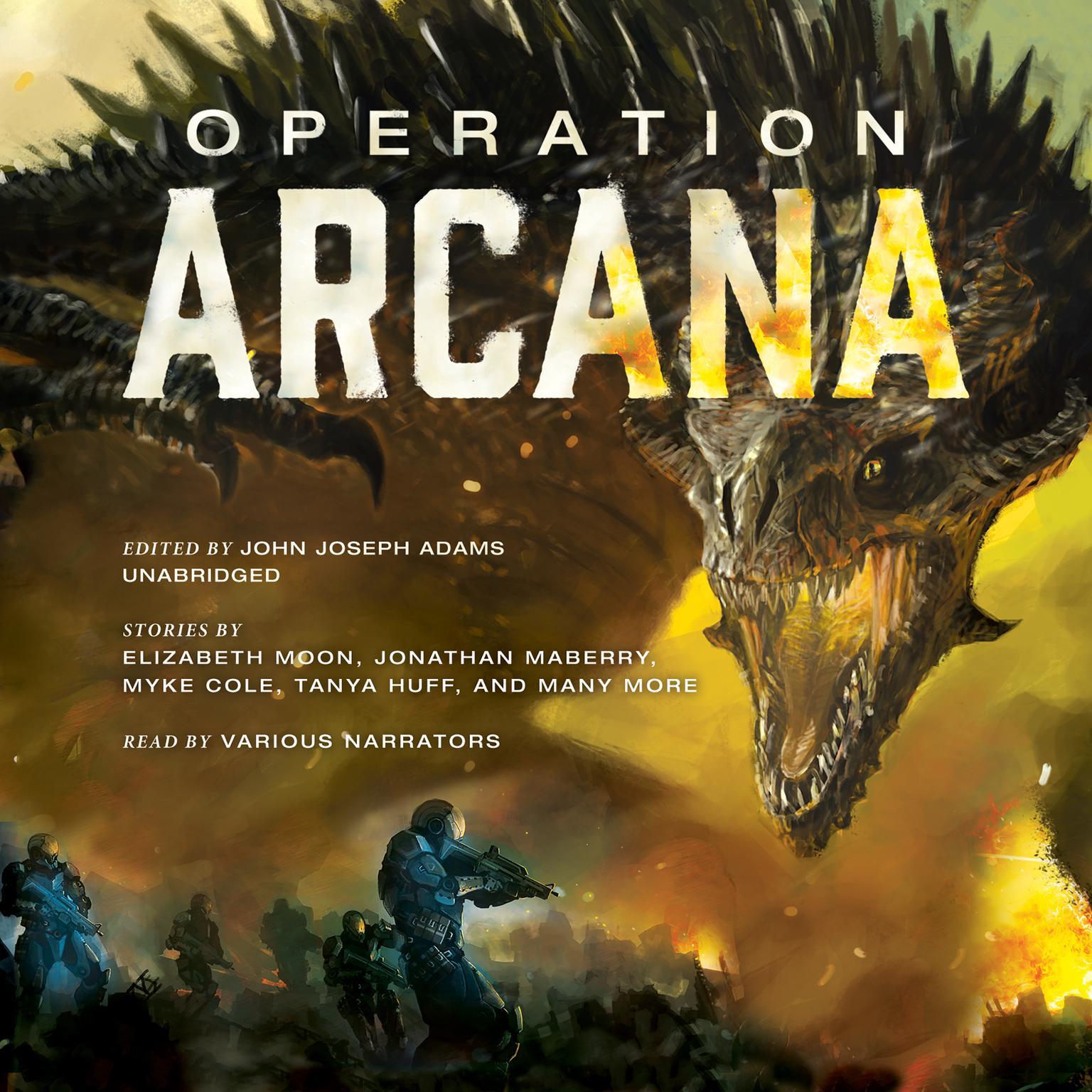 Operation Arcana Audiobook, by John Joseph Adams