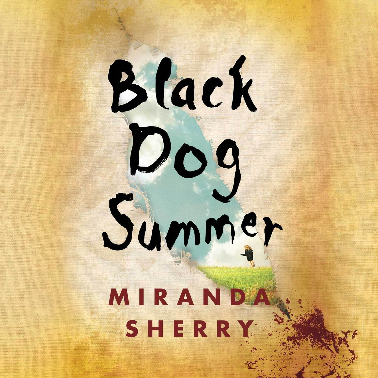 Printable Black Dog Summer: A Novel Audiobook Cover Art