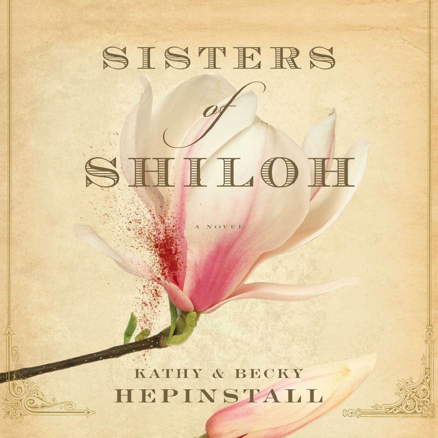 Printable Sisters of Shiloh Audiobook Cover Art
