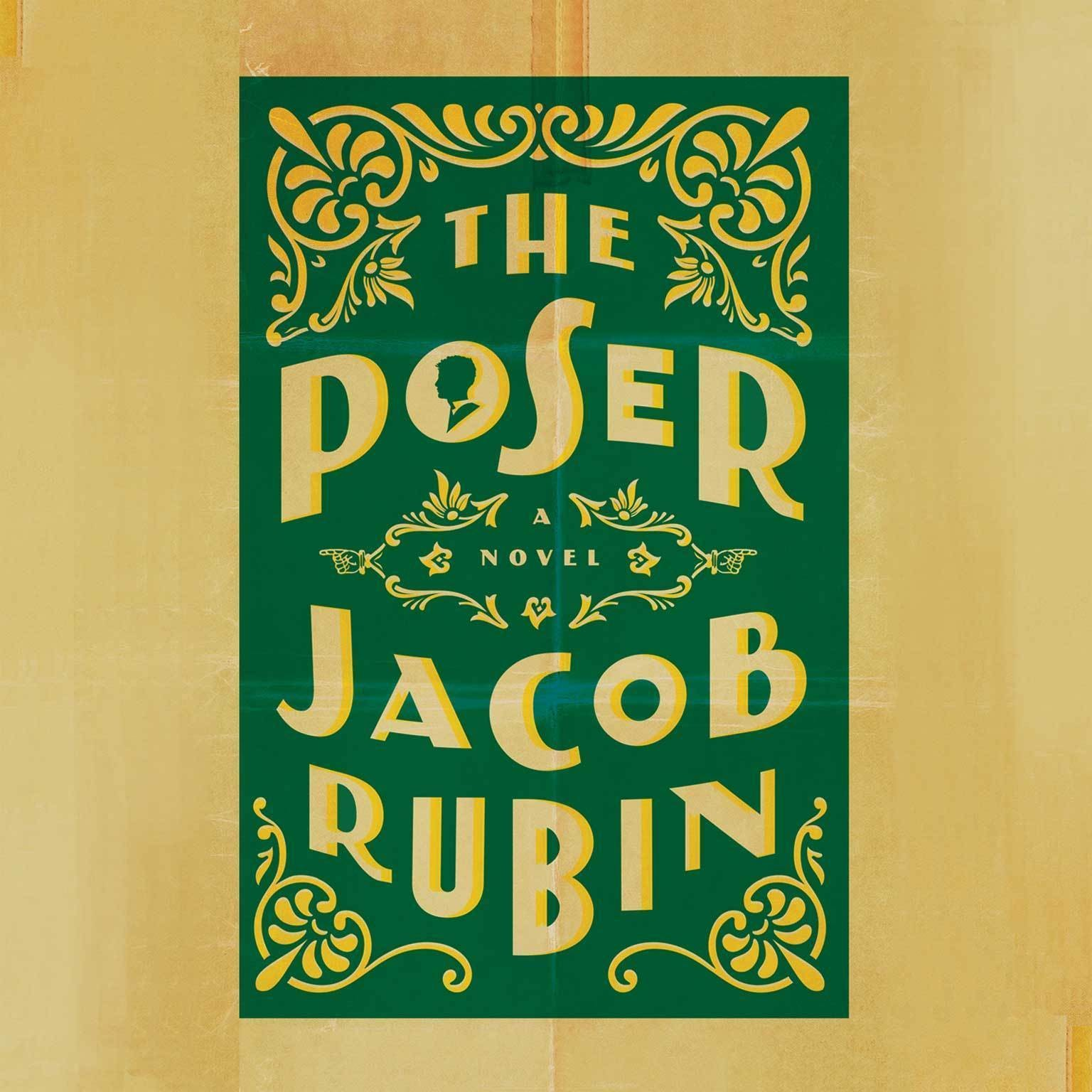 Printable The Poser Audiobook Cover Art