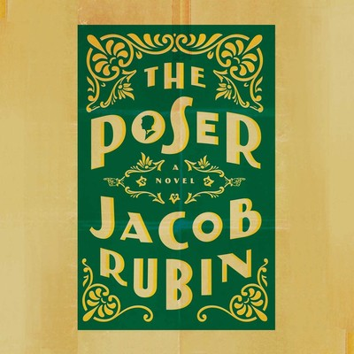 The Poser Audiobook, by Jacob Rubin