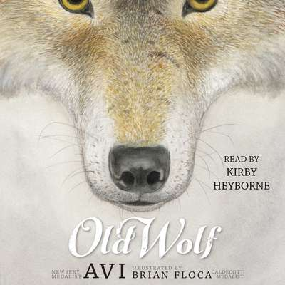 Old Wolf Audiobook, by , Avi