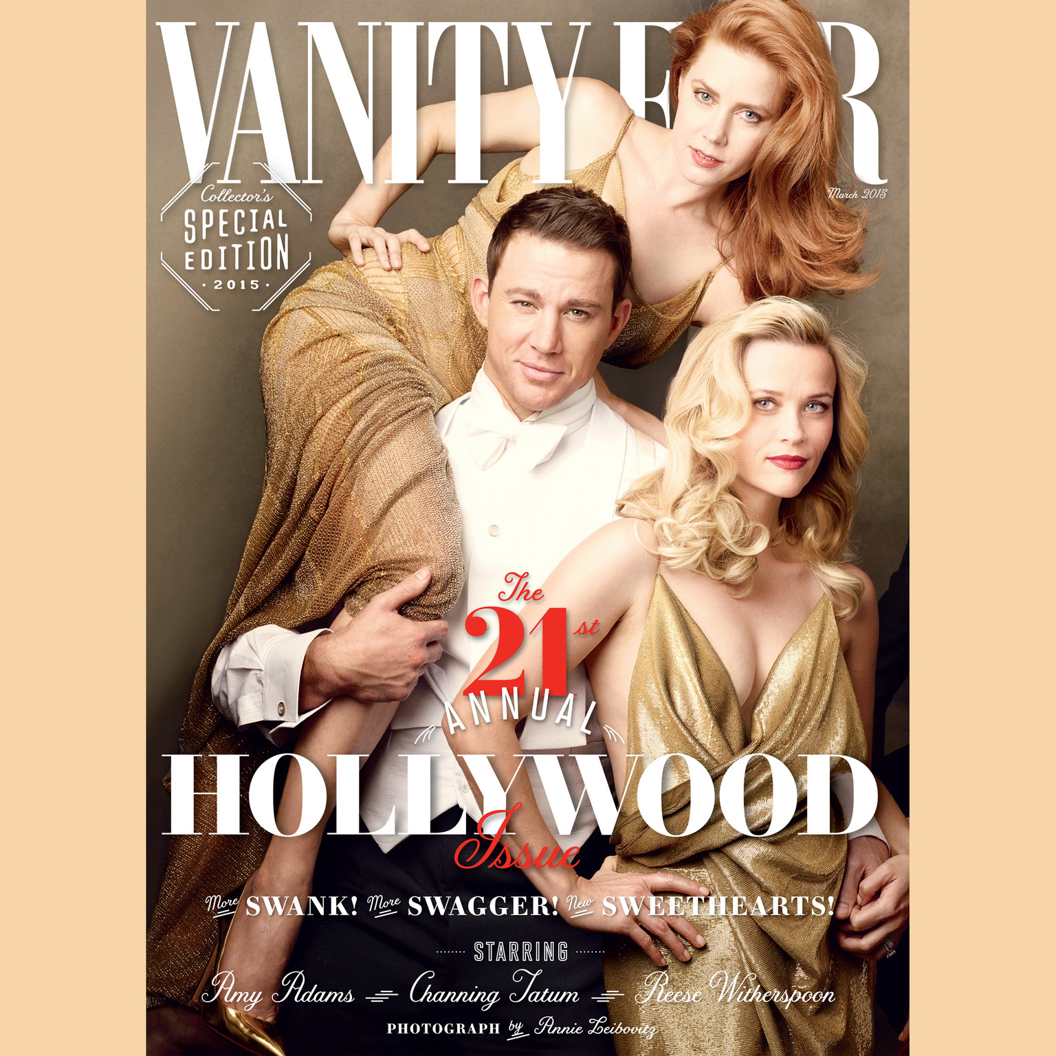 Printable Vanity Fair: March 2015 Issue Audiobook Cover Art