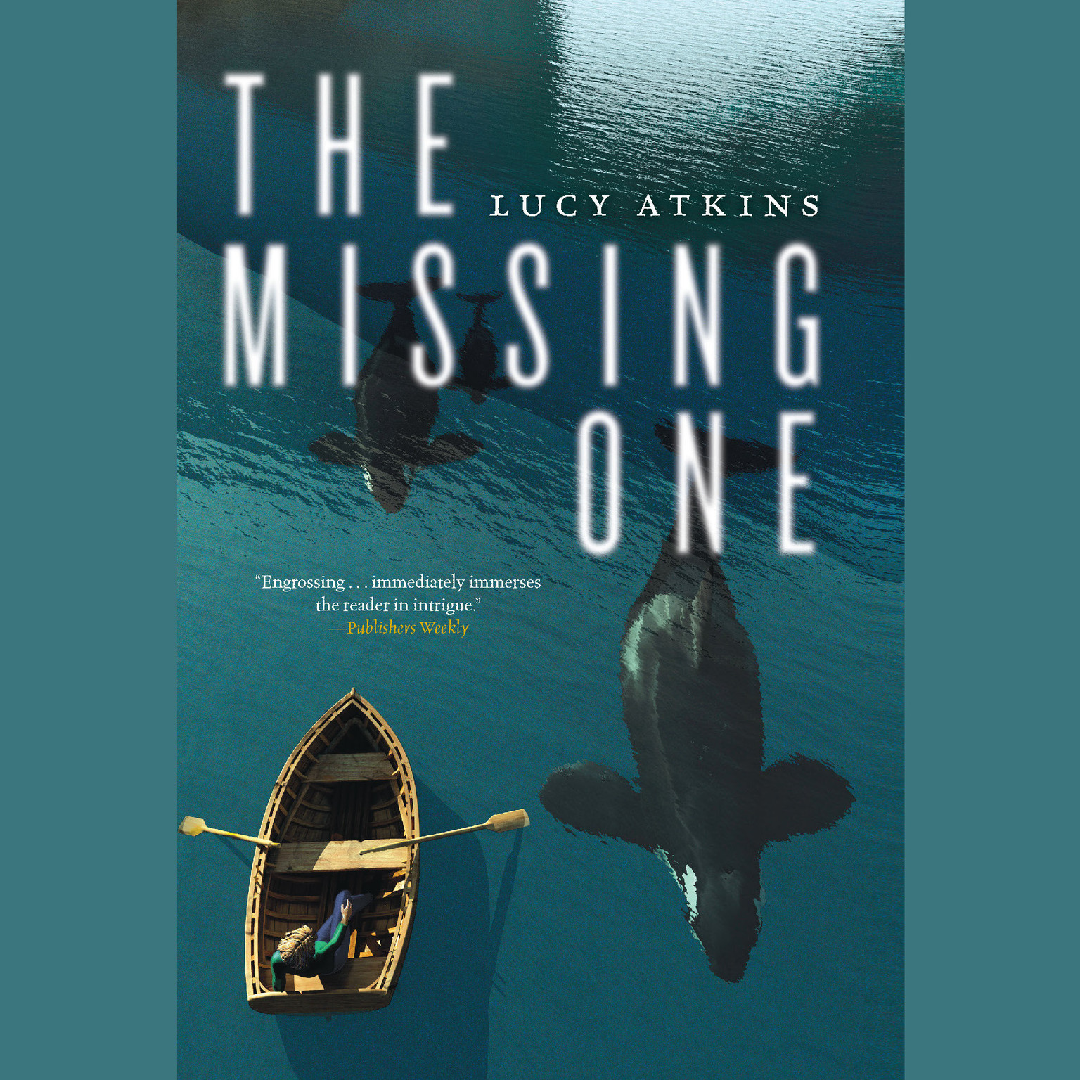 Printable The Missing One Audiobook Cover Art